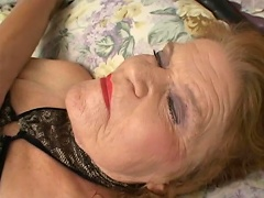 granny porn movies. Denise Hardman is 70, horny and needs..., ...